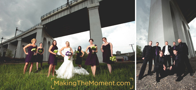 Nontraditional Cleveland Wedding Photographer