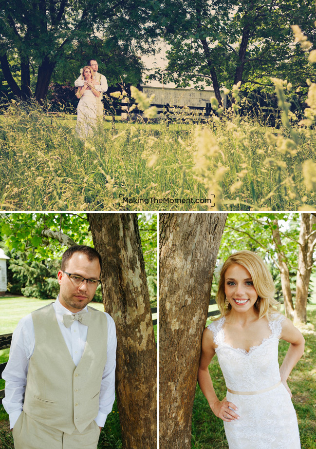 Wedding at Brookside Farm Ohio