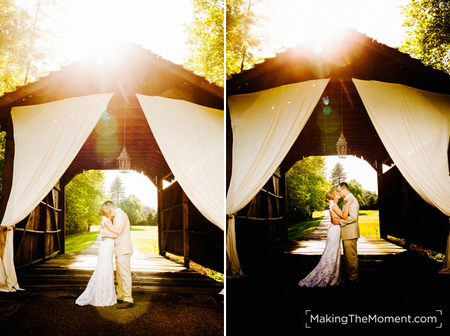 Wedding Photography at Brookside Farm Ohio