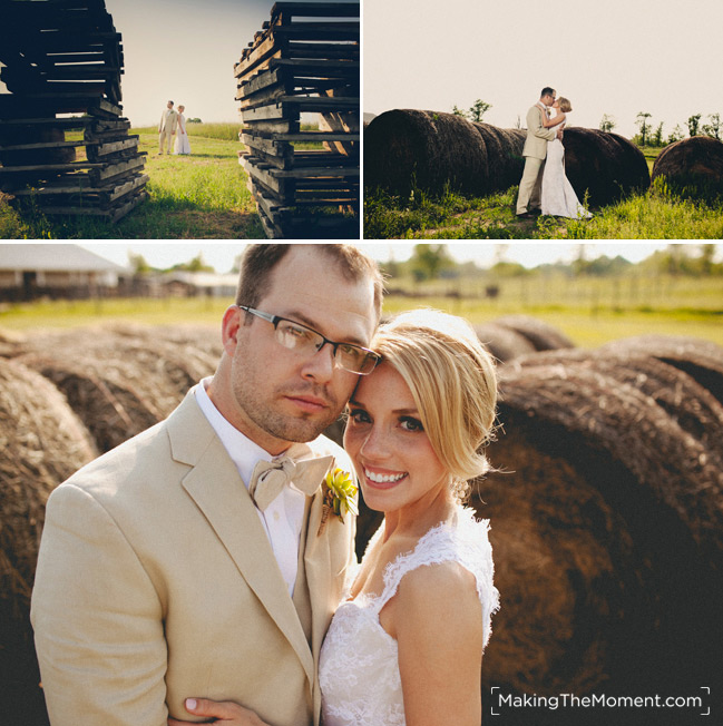 Farm Wedding Photographer in Ohio