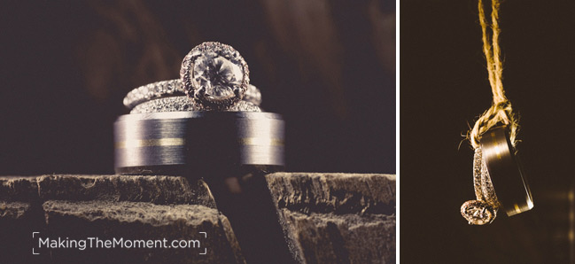 Cleveland Wedding Ring Photography