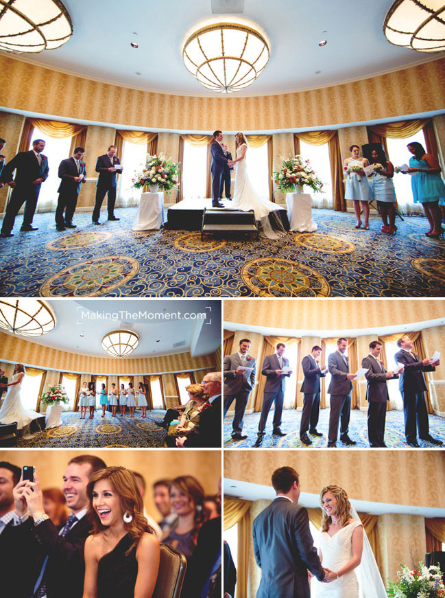 Wyndham Cleveland Wedding Photographer