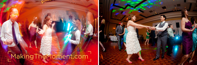 Marriott Key Center Wedding Photographer Cleveland