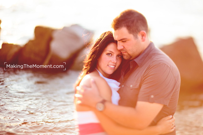 Best Engagement Session Photographer in Cleveland