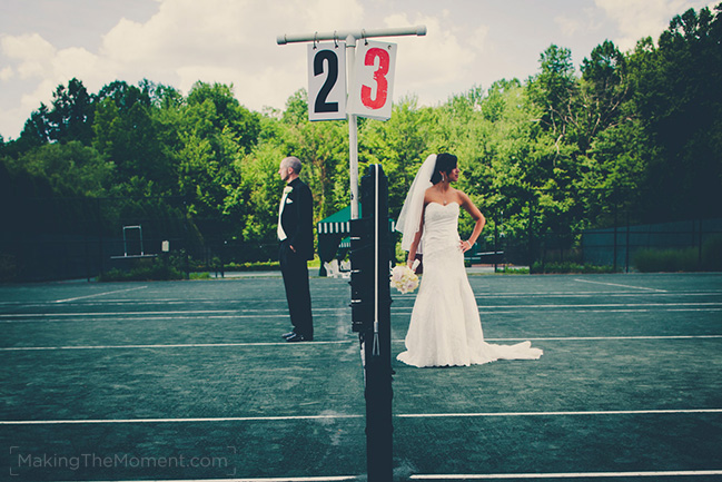 Chagrin Valley Athletic Club Wedding