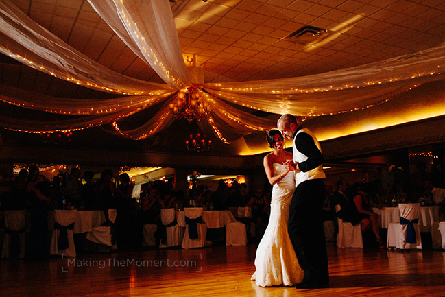 La Vera Party Center Cleveland Wedding Photography