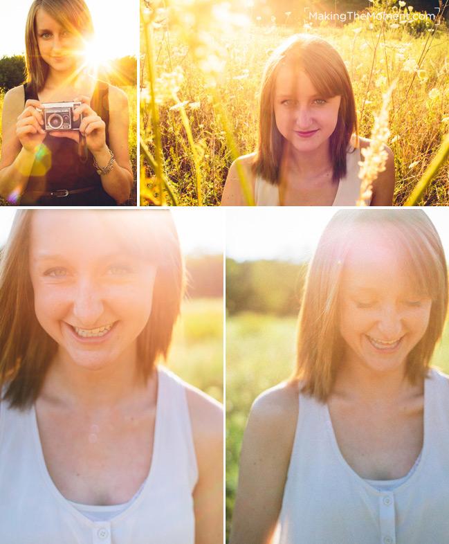 Senior Photographer in Amherst