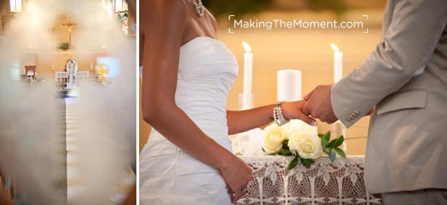 Cleveland modern wedding photography