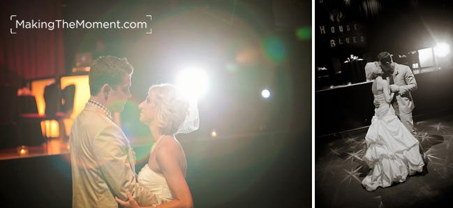 House of Blues Cleveland wedding photography