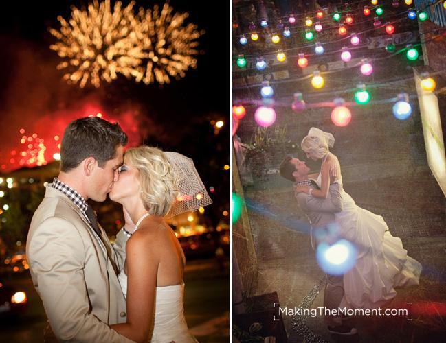 Modern Downtown Cleveland Wedding Photographer