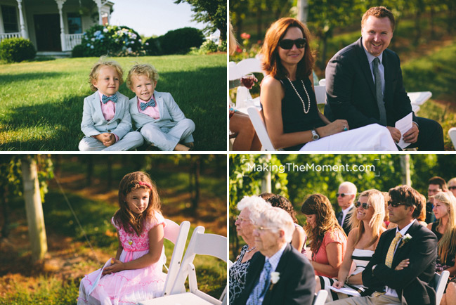 Jonathan Edwards Winery in Stonington Wedding Photographer