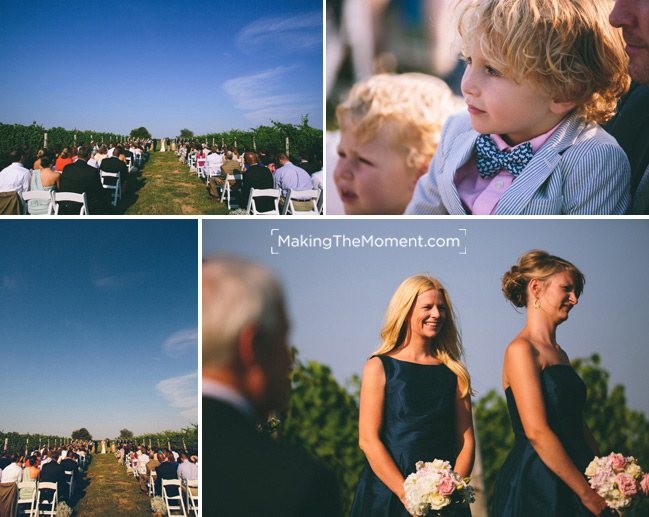 Wedding Photography at Jonathan Edwards Winery Stonington