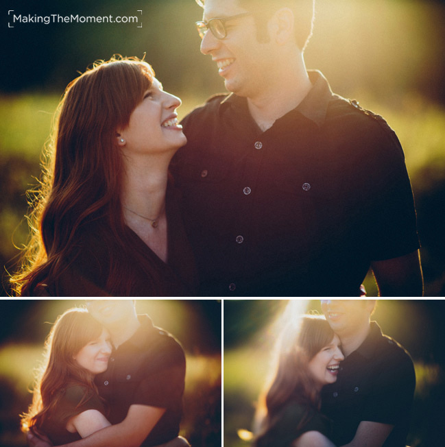 Creative Cleveland Engagement Session Photographer