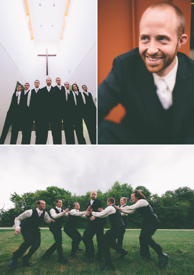 Fun Wedding Photographer in Cleveland