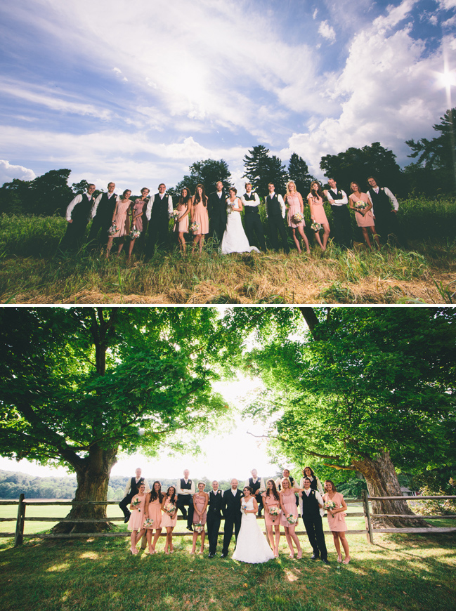 Hale Farm Wedding