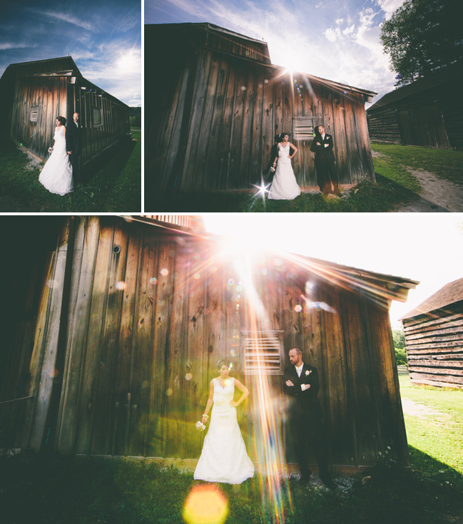 Hale Farm Wedding photography