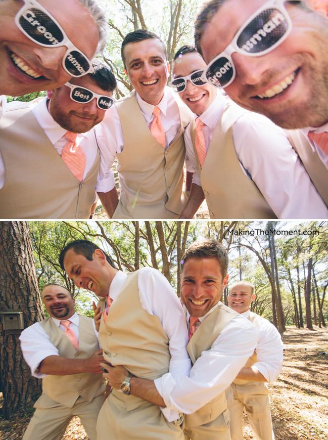 Fun Hilton Head Destination Wedding Photographer