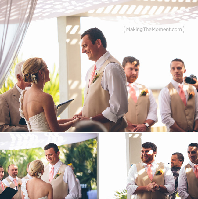 Destination Wedding Photographer at Hilton Head Omni Hotel