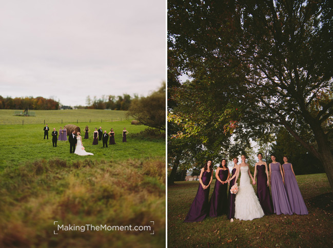 Wedding at Brookside Farms