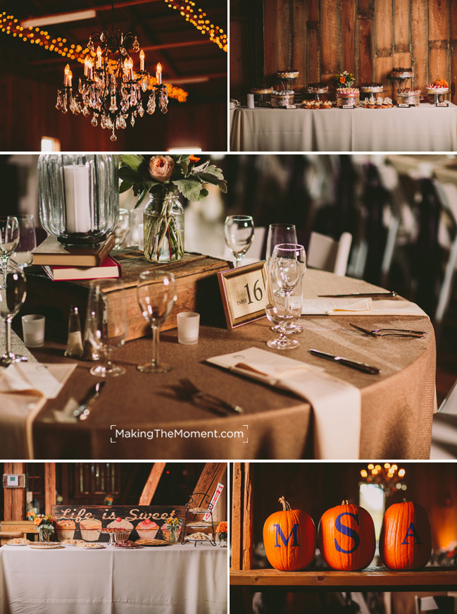 Brookside Farms Wedding Reception Photographer