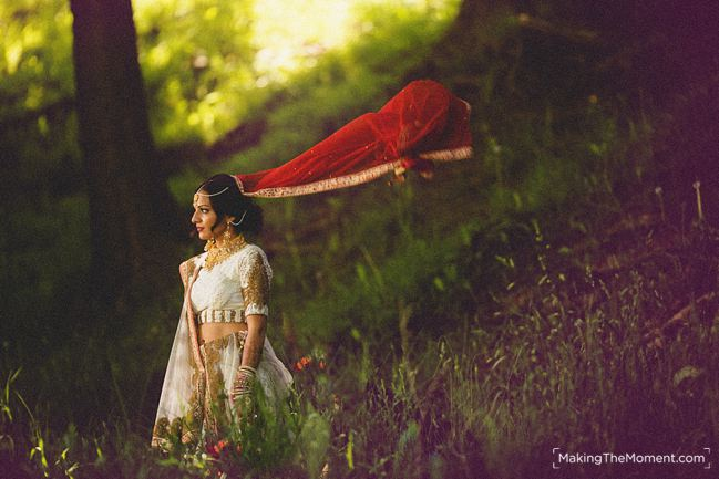 Creative Indian Wedding Photographers Cleveland