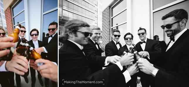 Unique Wedding Photographers cleveland