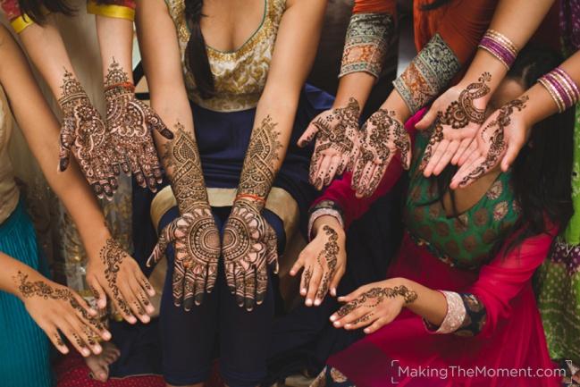 Artistic Indian Wedding photography Cleveland