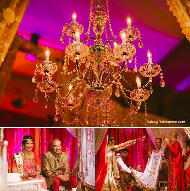 artistic Indian Wedding Photography Cleveland