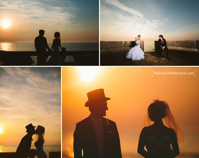 shoreby club wedding photos