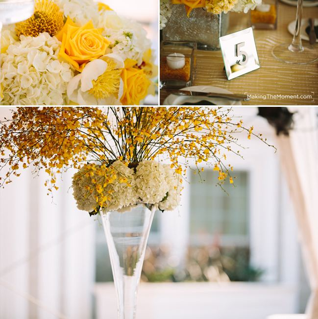 wedding reception at shoreby