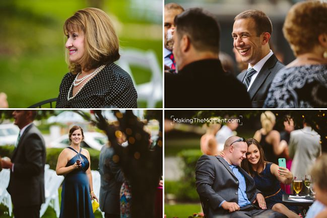 Glidden House Wedding