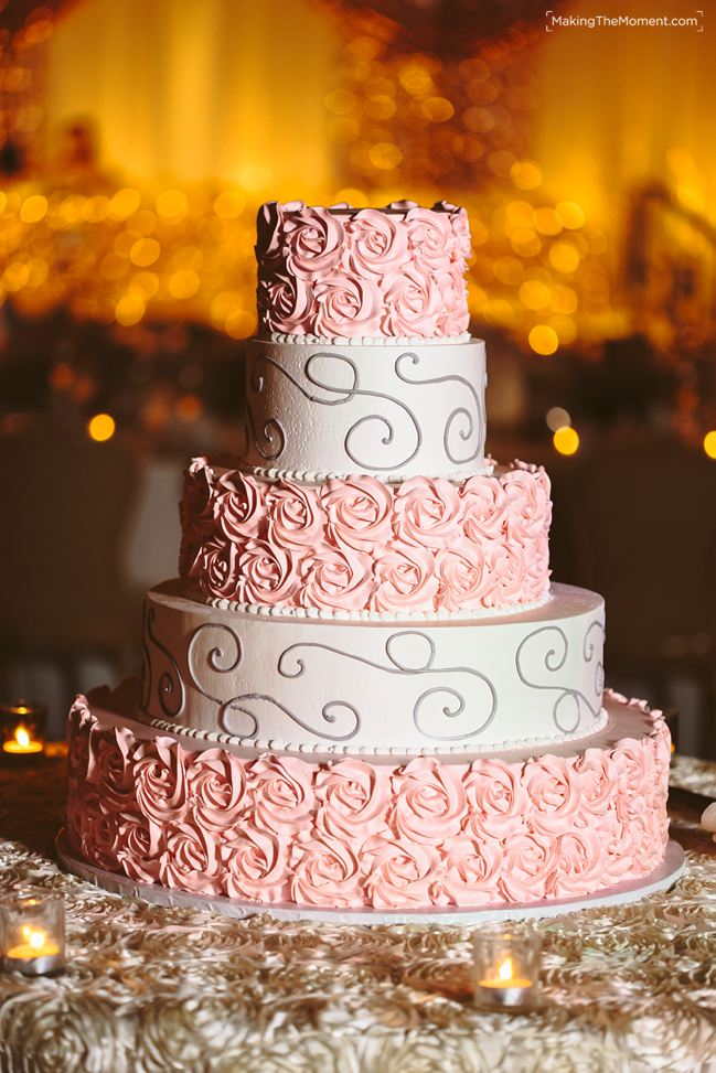 LaCentre Westlake Wedding Reception