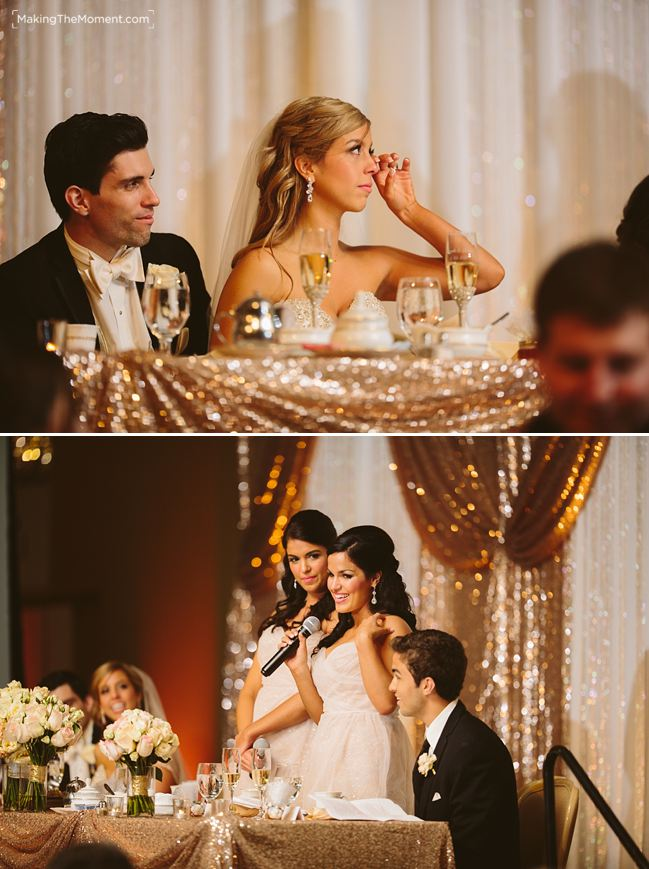 Wedding Reception at LaCentre