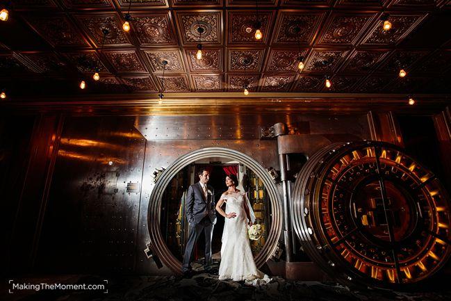 metropolitan cleveland wedding vault