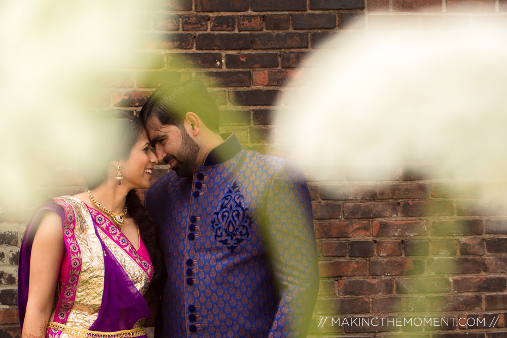 Modern Indian Wedding Photographer Cleveland