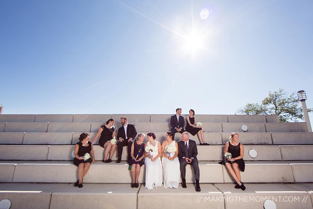 LGBT Wedding Photographer Cleveland