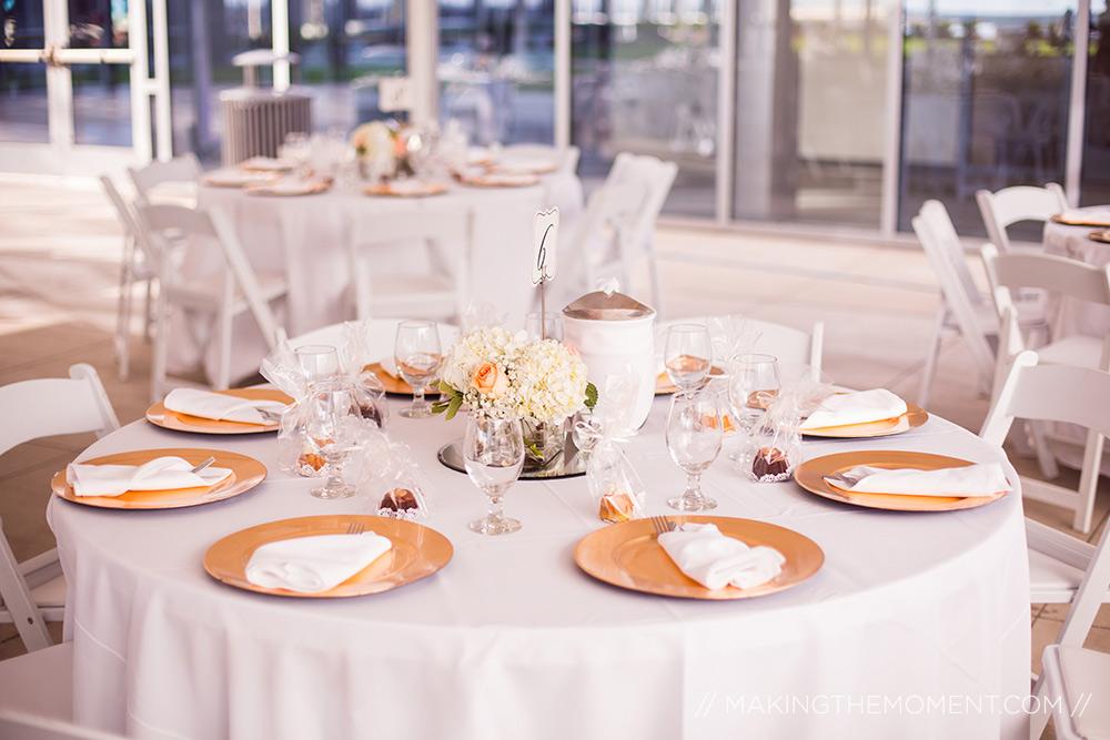 Aloft Cleveland Wedding Reception