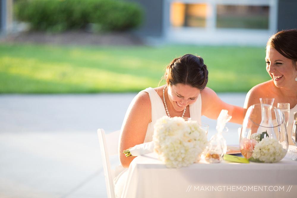 Aloft Cleveland Wedding Tent
