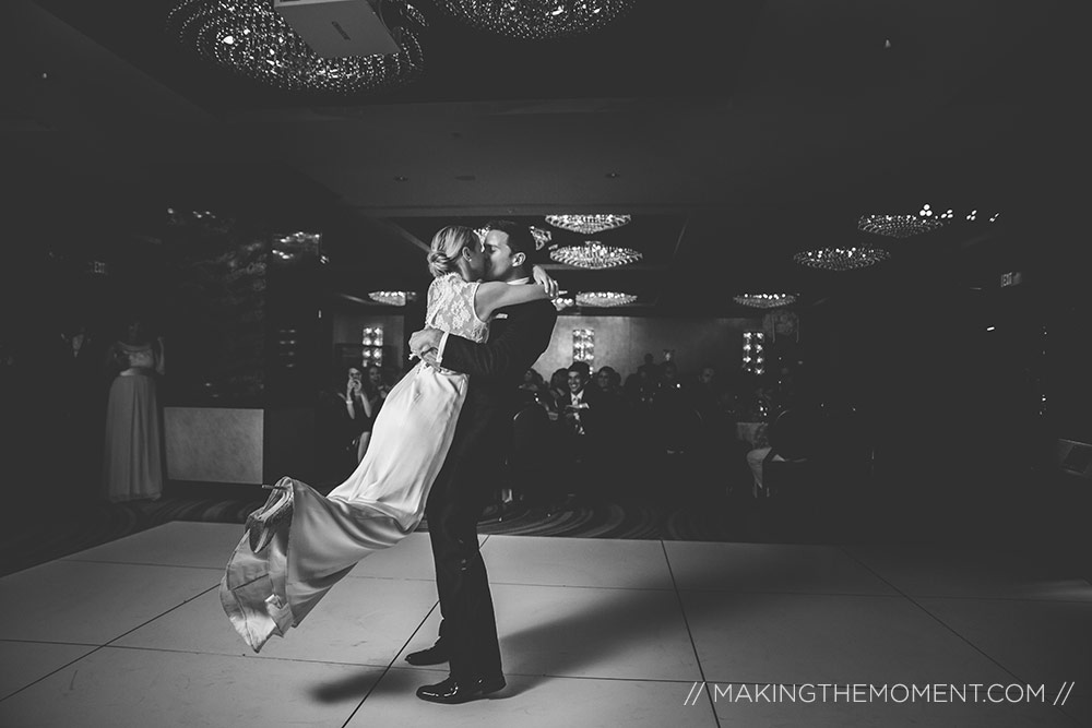 Metropolitan Cleveland Wedding Reception