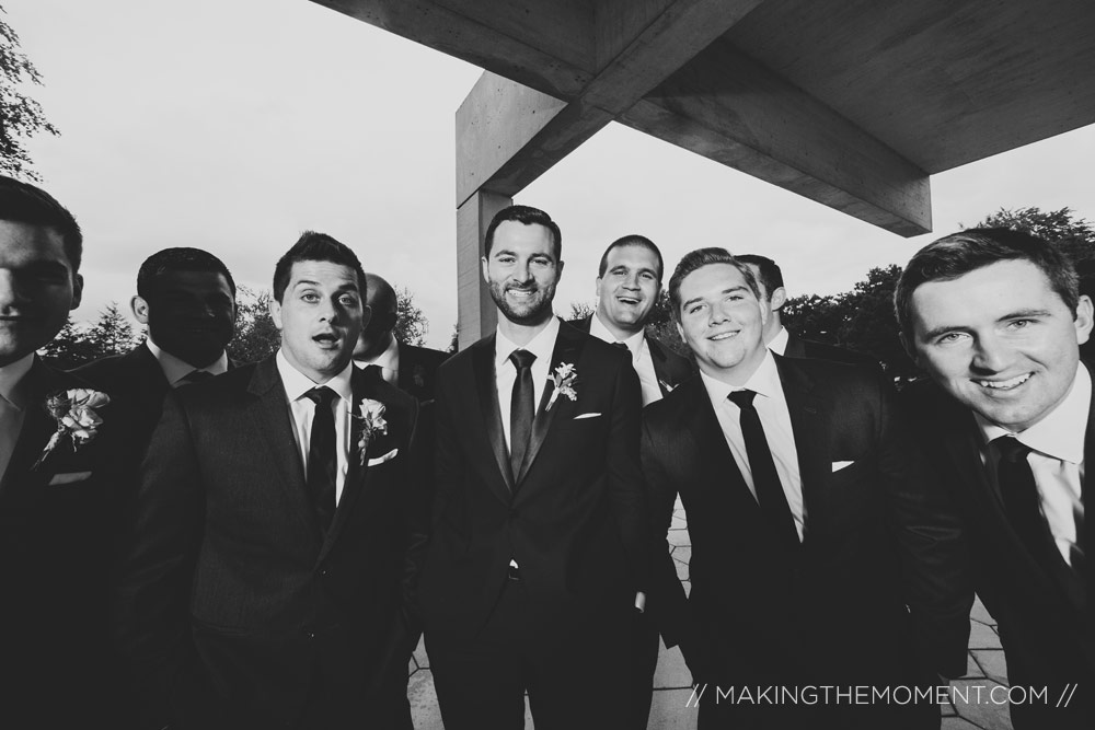 Modern Wedding Photographer Cleveland