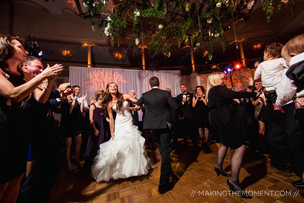 Wedding at Renaissance Cleveland