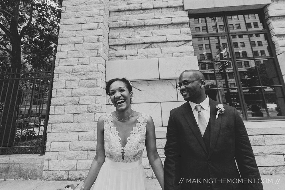 Unique Wedding Photographer Cleveland