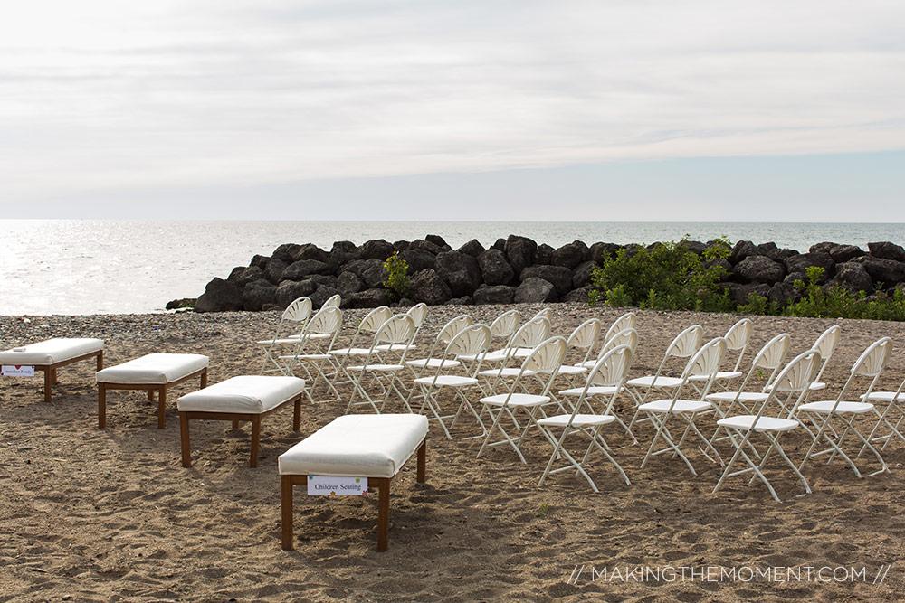outdoor wedding cleveland