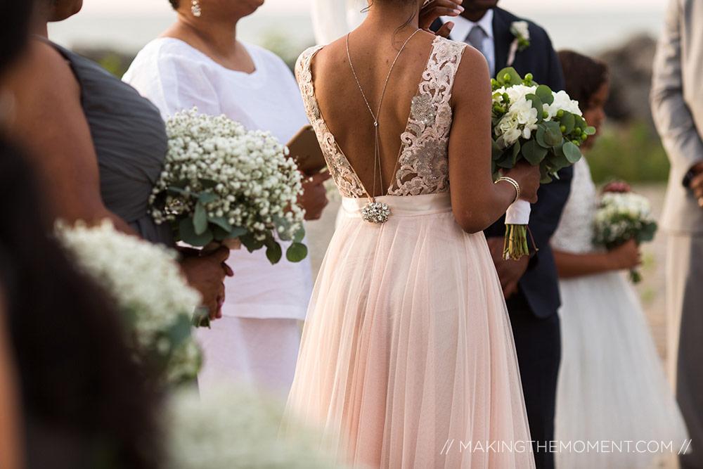 Beach wedding cleveland