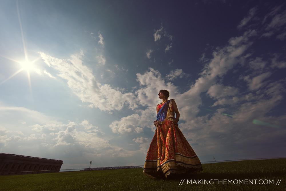 Artistic Indian Wedding Photographers Cleveland