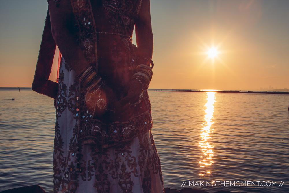 Sunrise Indian Wedding Photography in Cleveland