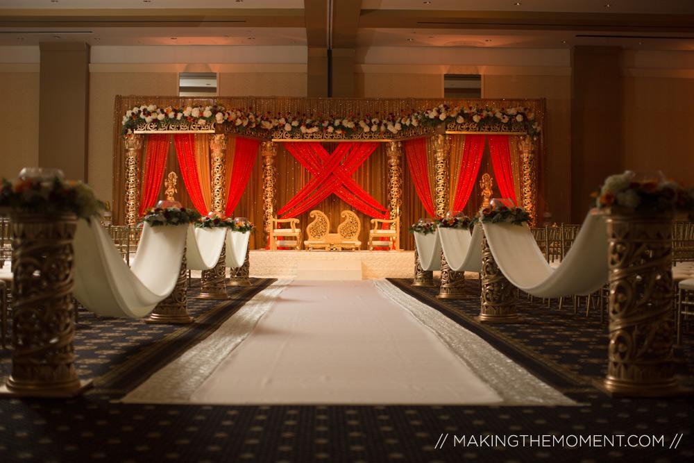 Indian Wedding Mandap Cleveland