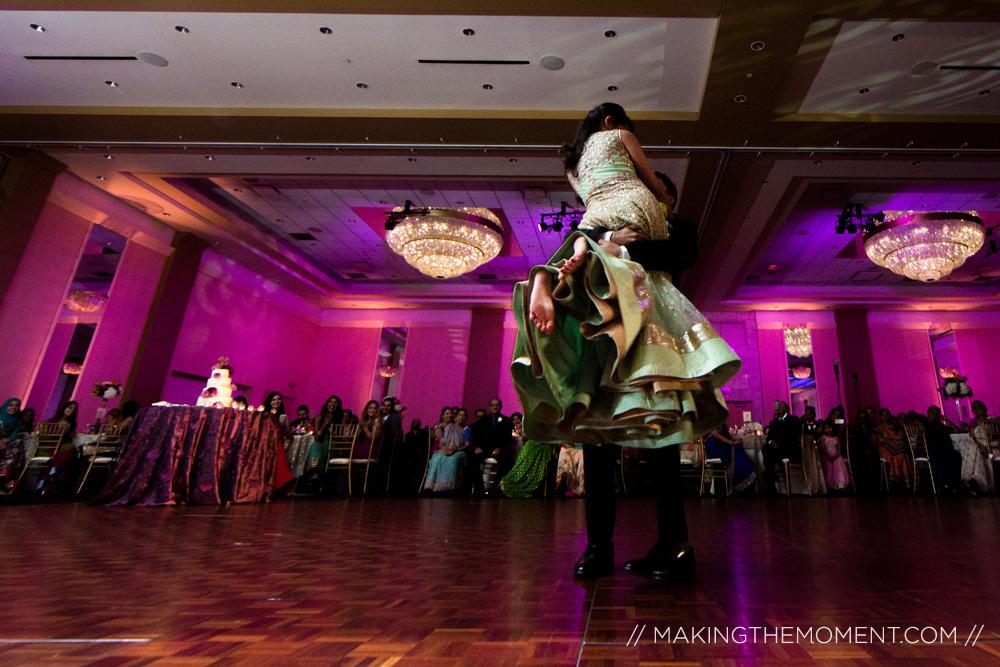 Indian Wedding Reception LaCentre Westlake