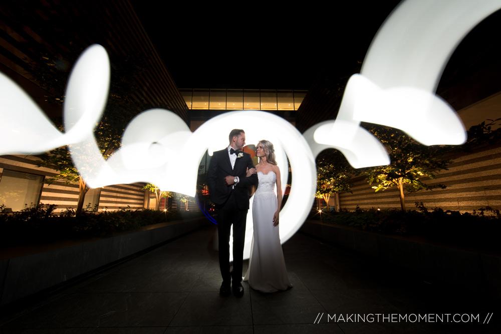 Cleveland Museum Wedding