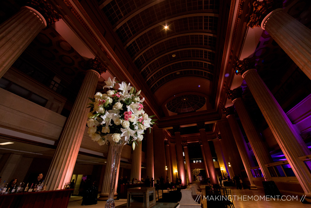 Cleveland Huntington Bank Building Cleveland Wedding